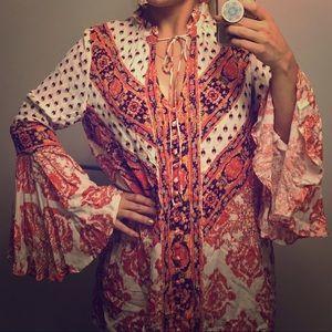 Free people tunic/dress